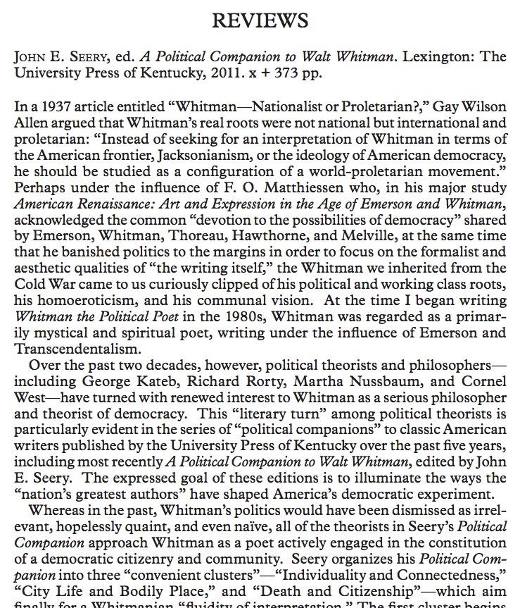 Government and politics essay questions