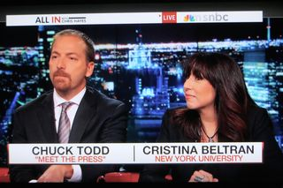 All in with Chris Hayes, MSNBC 5-27-15
