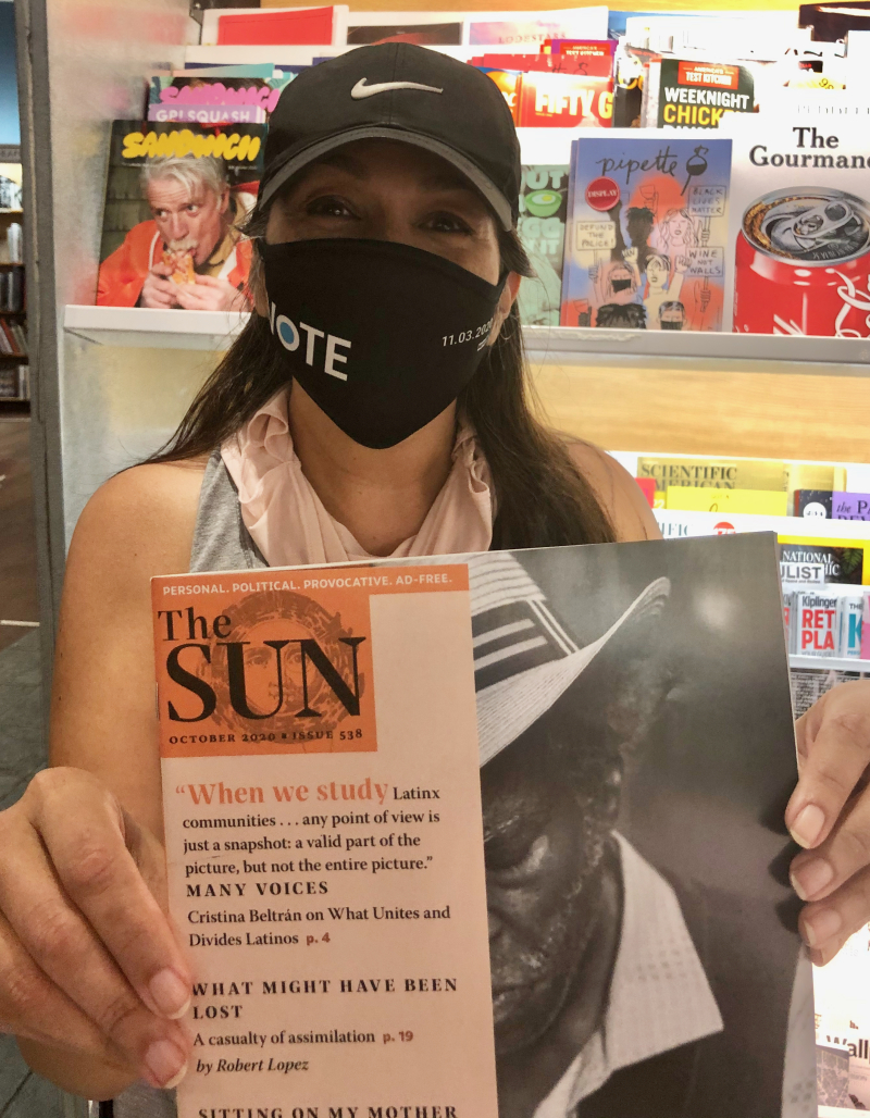 C with The Sun at McNally Jackson